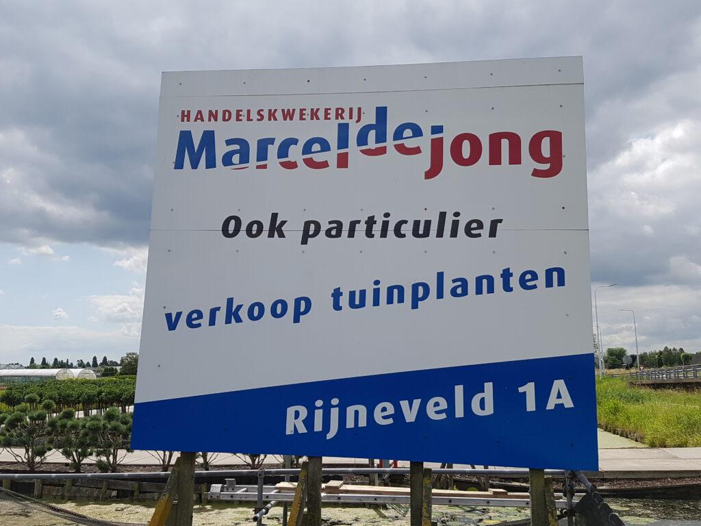 Bord Marcel de Jong